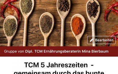 TCM 5 Jahreszeiten – gemeinsam durch das bunte Jahr – FB Gruppe